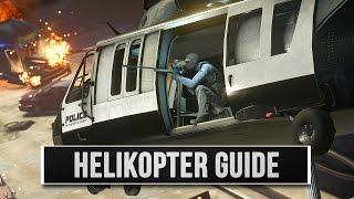 Battlefield Hardline: Helikopter Guide - Die beste Ausrüstung (BFH Gameplay)