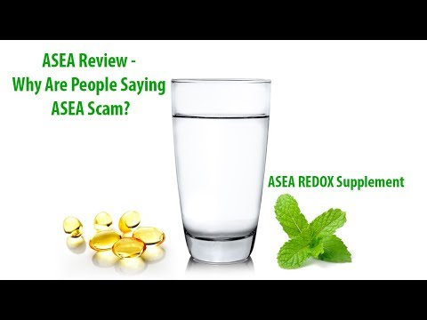 ASEA Review - Why Are People Saying ASEA Scam?
