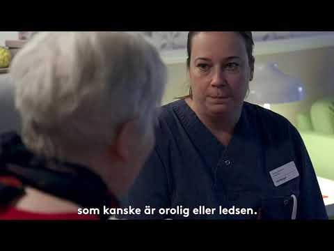 Jenny är gruppchef på Vardaga Silverpark