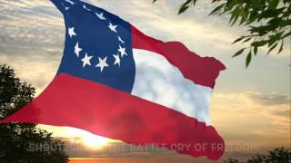 Battle Cry of Freedom   Confederate version