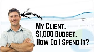 The SEO Process Recorded On A Real Client With A $1,000 Budget [Part 1]