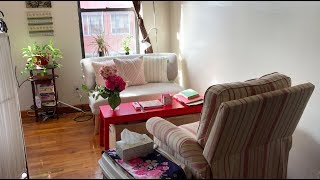 Tiny 250 Square Foot Apt in NYC