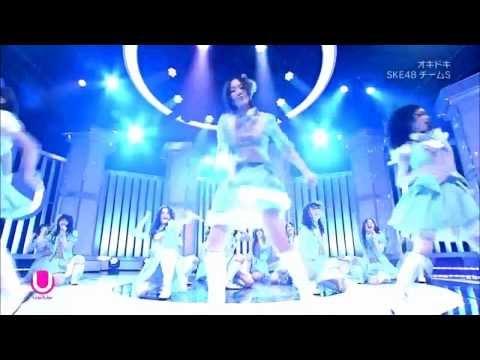 SKE48  Oki doki sub Español