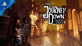 The Journey Down: Chapter Two – Gameplay Trailer | PS4