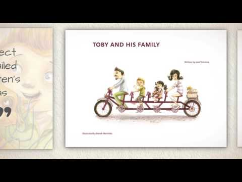 Happy Toby: Toby and His Family Video Book Review Trailer From Manhattan Book Review