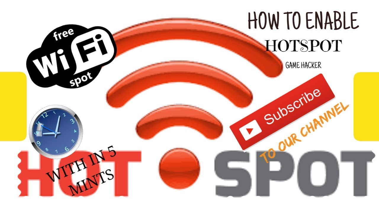 HOW TO ENABLE MOBILE HOT SPOT | 100% working | BY HACKING TEACHER