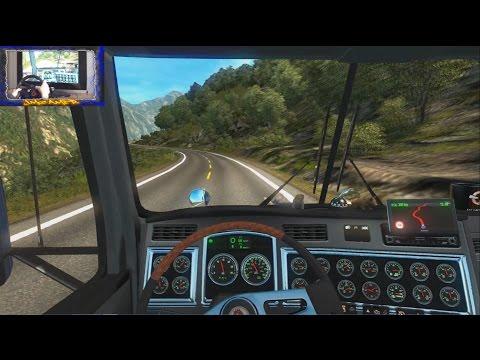 ETS2 2.0 #65 | #5 Colombia De Medellin a Bogota D.C T800 | JMGamer