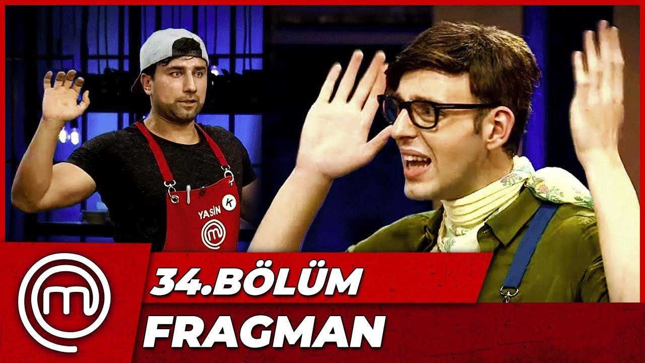 MasterChef Türkiye 34.Bölüm Fragmanı