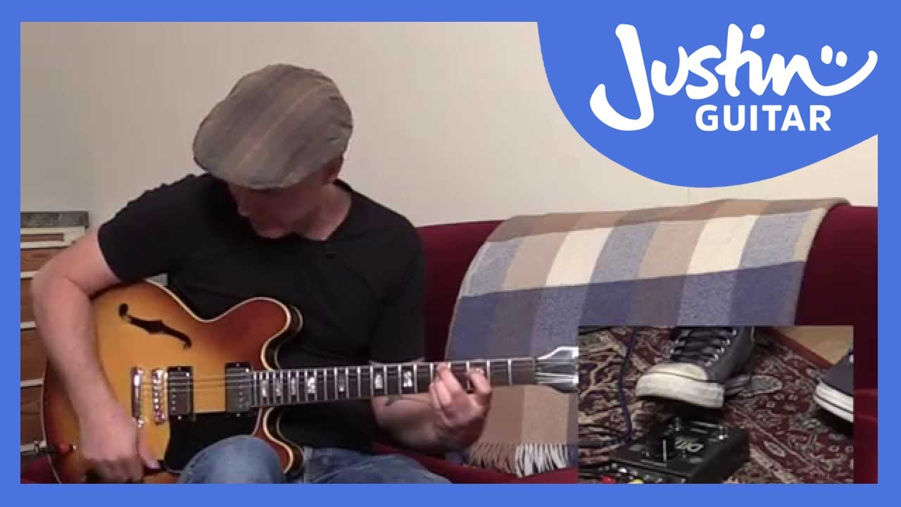 How To Use A Looper Pedal Guitar Lesson Tutorial Justinguitar