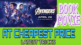 Download Video AVENGERS ENDGAME MOVIE TICKETS AT CHEAPEST PRICE || BOOKMYSHOW AMAZON CASHKARO OFFERS EXPLAINED 🔥 MP3 3GP MP4