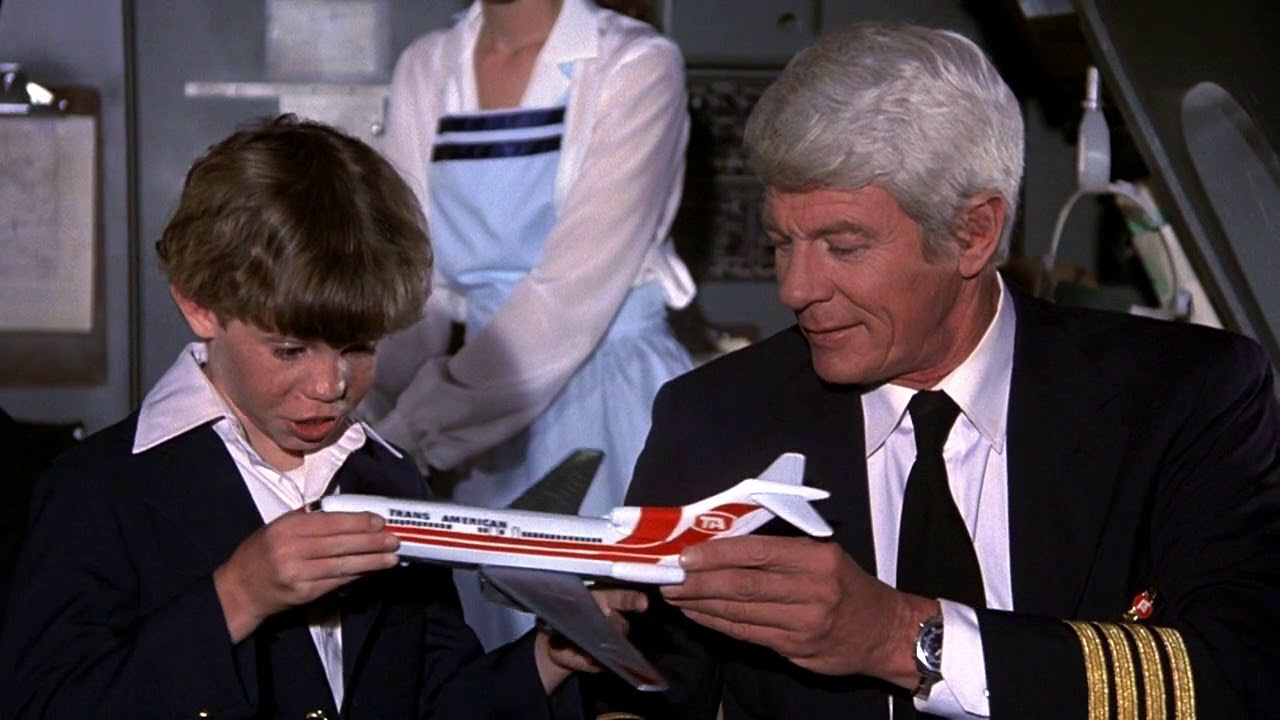 """Download """"Airplane! (1980) """"Joey, have you ever..."""""""