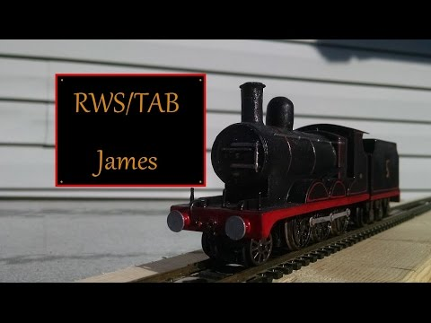 RWS/TAB Black James: Completed (400 Subscriber Special)