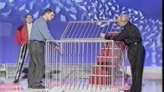 Paul Daniels Magic Show(1994): Substitution Cage Illusion