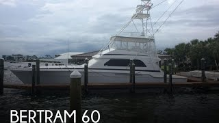 [UNAVAILABLE] Used 2000 Bertram 60 in Orange Beach, Alabama
