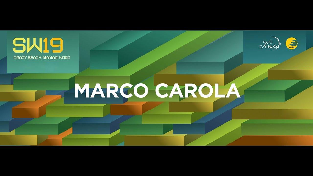 Marco Carola plays EAT DUST - Invaders (Original Mix)@ Sunwaves 19 ...
