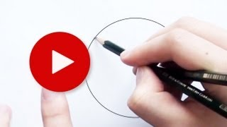 pencil easy draw drawing circle very perfect tips tricks 4v4