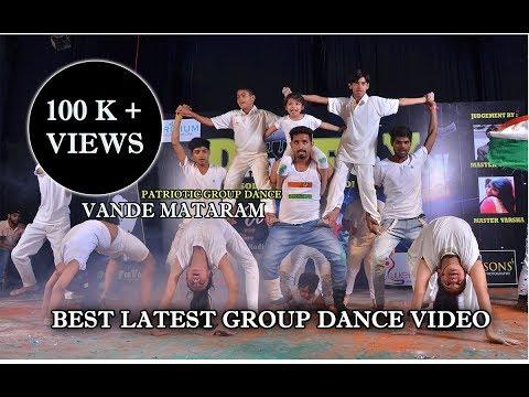 Vande Mataram  Disney&39;s AB 2  Latest Group Dance  D4U DANCE ACADEMY  Amritsar Punjab INDIA