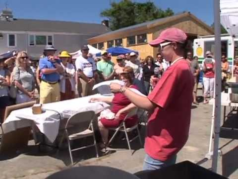 "Cape Cod Maritime Festival / ""Seafood Throwdown"" Cape Cod"