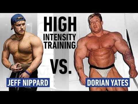 Is Dorian Yates HIT (Low Volume) Training Good For Size?