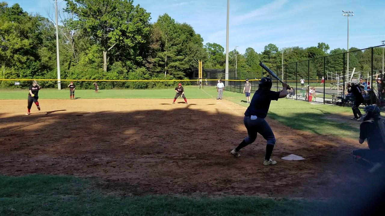 Allison Mabe's Softball Recruiting Profile
