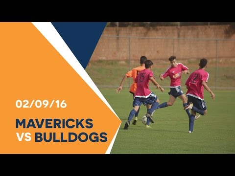 Next Level Brasilia Sports - Jogo I - 02/09/2016 Mavericks x Bulldogs