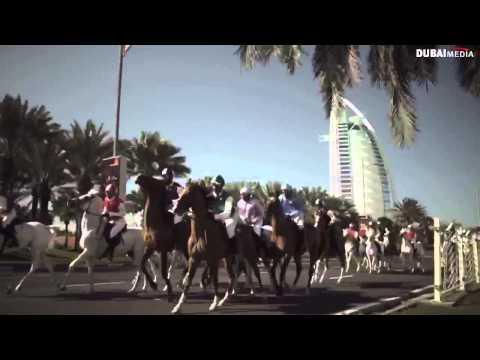 Dubai World Cup 2013 , March.30 Meydan / UAE Promotion
