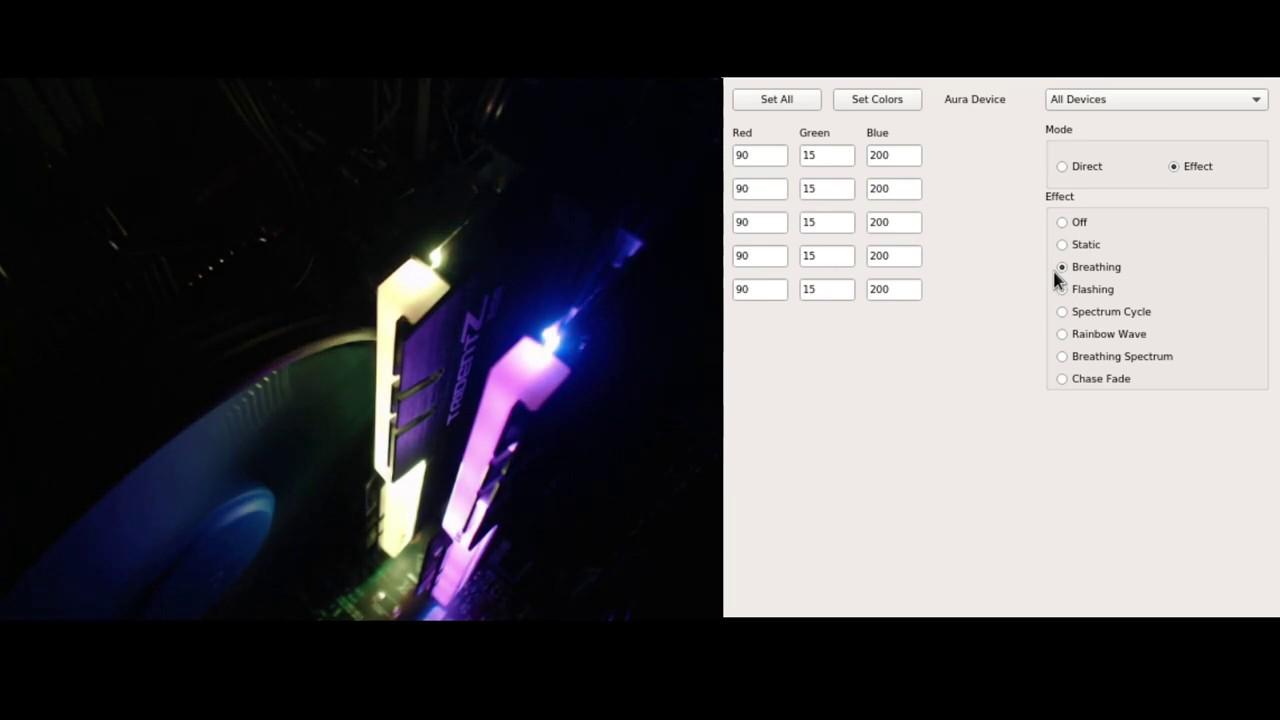 Testing OpenAuraSDK on Linux