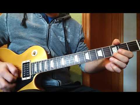 Slash's Snakepit – What do you want to be (It's five o'clock  in somewhere). Guitar cover