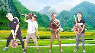 NVL   Lần Đầu Cùng Team Ăn Quả Dừa Nước