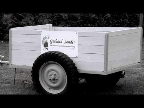 Gerhard Sander Baumschule und Gartengestaltung Werbevideo