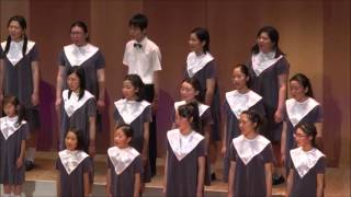 浜松少年少女合唱団14回定期演奏会 アンコール演奏 Hamamatsu Kinder Ch...