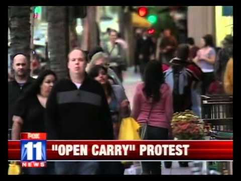 "Pasadena ""Open Carry"" Group"