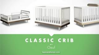 Oeuf Classic Crib - Checkout The Oeuf Classic Crib At Fawnandforest.com