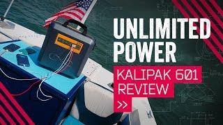 KaliPAK 601 Review: Unlimited Power