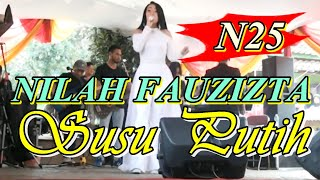 Lagi Viral di Bandung Nilah Fauzista - SUSU PUTIH || N25 Cover Panggung Hajatan