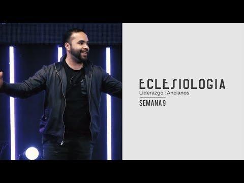 Ps. Jonathan Gallardo - Eclesiologia / Liderazgo: Ancianos (4-25-18)