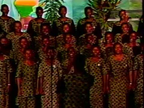 Christ 2001 #11 Jere D. Patzer in Mwanza, Tanzania