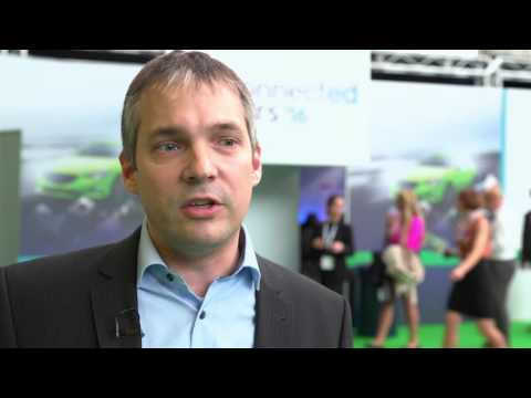 Thorsten Kuper, Alpine Electronics R&D Europe GmbH, at Connected Cars World '16