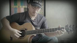 The Godfather theme song (fingerstyle cover)