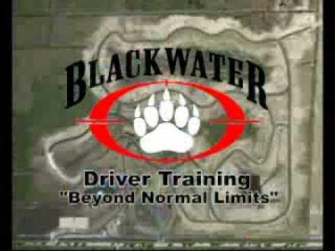 Ex-Blackwater Driving Course