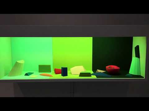 Hella Jongerius, Breathing Colour, RGB video