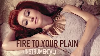 08. Fire to Your Plain (instrumental piano cover + sheet music) - Tori Amos