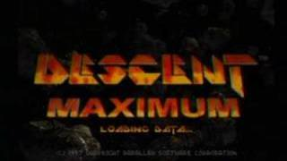 Descent Maximum PSX - Opening, Level 1