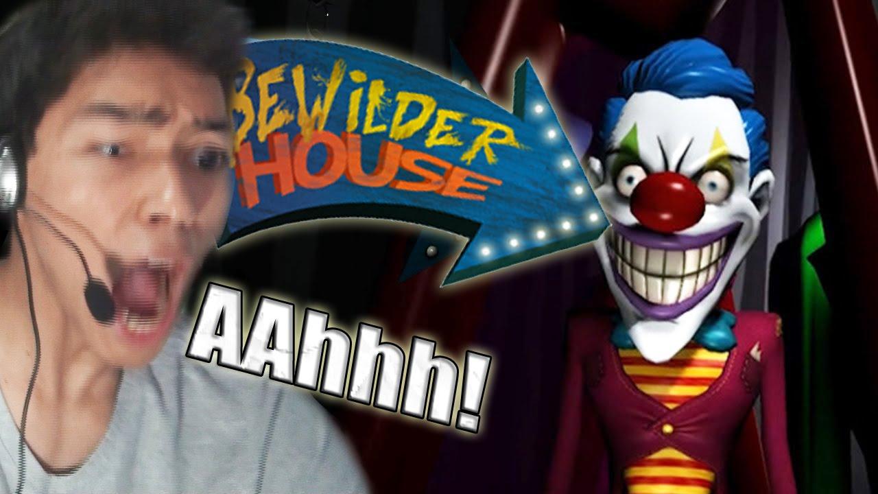 3d Clown Wallpaper El Payaso Feliz Bewilder House Youtube