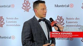 ESIM - Sasha Mehmedovic - Soirée des Lauréats montréalais