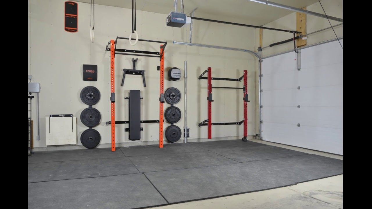 Organize your home gym youtube
