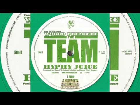 The Team - Hyphy Juice (Acapella)