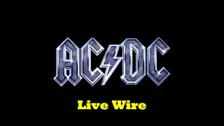 AC/DC - Live Wire (Backing Track)