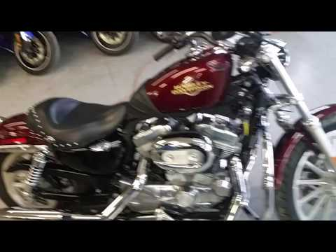 2008 Harley Sportster 883 U 2419