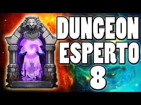 DUNGEON ESPERTO 8 | Avventura Free To Play #34 - Castle Clash ITA